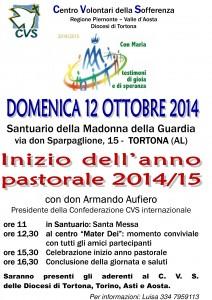 Anno pastorale 2014_2015