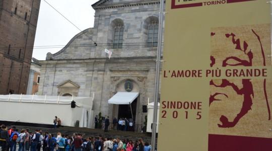 Il CVS in pellegrinaggio alla Santa Sindone