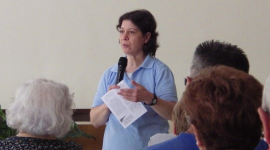Sorella Angela Petitti nuova Responsabile dell'Apostolato