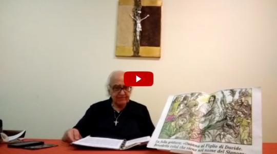 Don Vittorio a #vedovangelo per la XIV domenica del tempo ordinario
