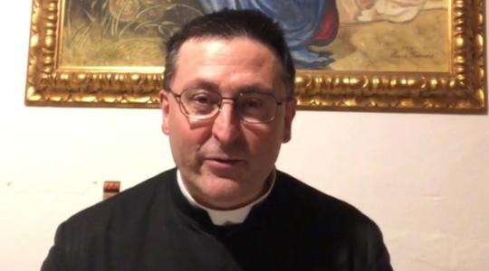 Don Claudio per #vedovangelo di questa domenica